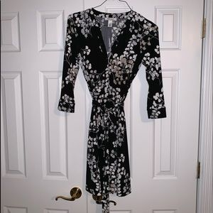 White house black market shirt dress